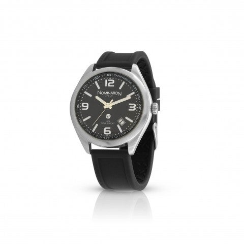 Steel_Watch_with_coloured_silicon_strap_Stainless_steel_watch_with_silicon_strap