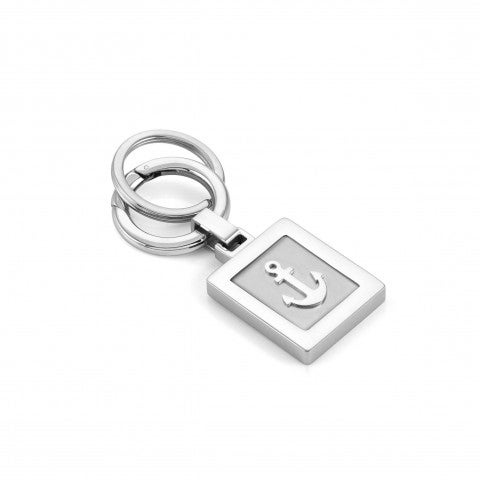 Stainless_steel_keyring,_Anchor_Keyring_with_symbol