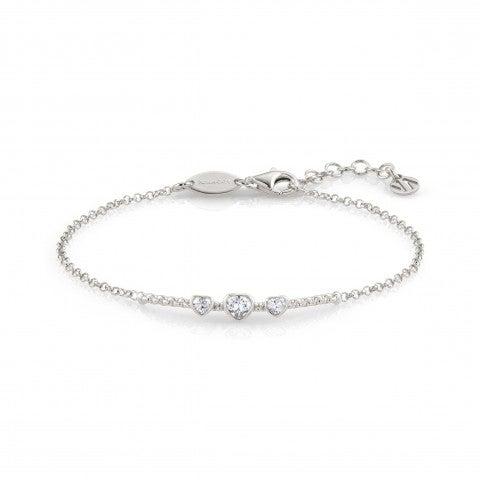 Silver_Bella_Bracelet_with_3_Hearts_Sterling_silver_bracelet_with_3_Heart_charms