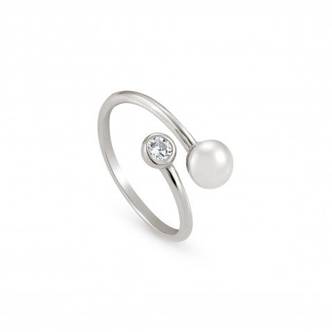 Bella_Moonlight_Open_Ring_with_Pearl_Ring_with_stones_in_sterling_silver