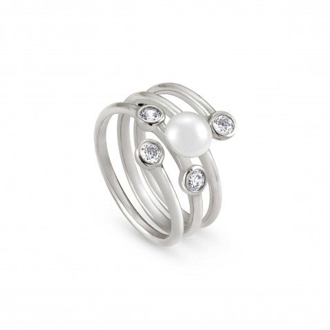 Bella_Moonlight_Double_Wrap_Ring_with_Pearl_Ring_in_sterling_silver_with_stones