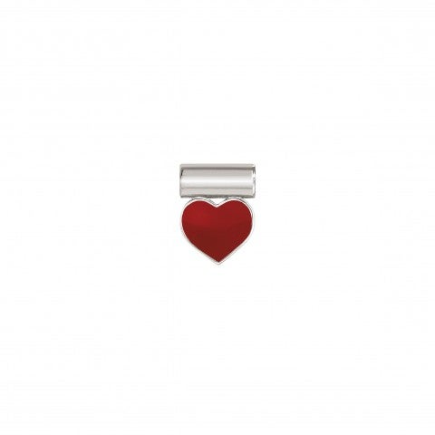 SeiMia_Pendant_with_Red_Heart_Pendant_in_sterling_silver_with_Love_symbol