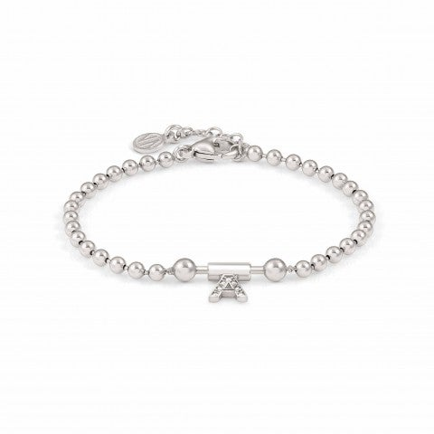 SeiMia_Bracelet_with_Letter_A_Bracelet_in_sterling_silver_with_Letter_with_Zirconia