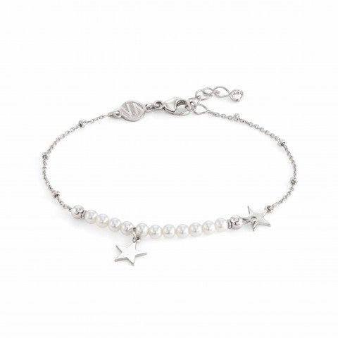 Melodie_bracelet_Stars_and_pearls_Jewellery_in_sterling_silver