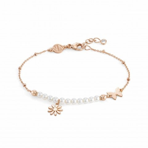 Melodie_bracelet_Flower_and_pearls_Jewellery_with_silver_pendants