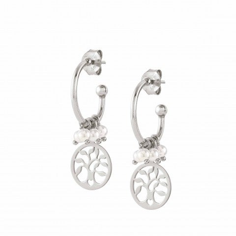 Melodie_earrings_Tree_of_Life_and_pearls_Jewellery_with_symbol_and_stones