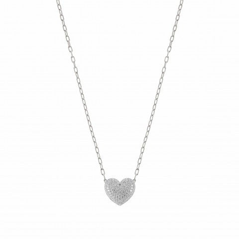 Easychic_Heart_necklace_white_rhodium_finish_Love_Edition_necklace_with_Cubic_Zirconia