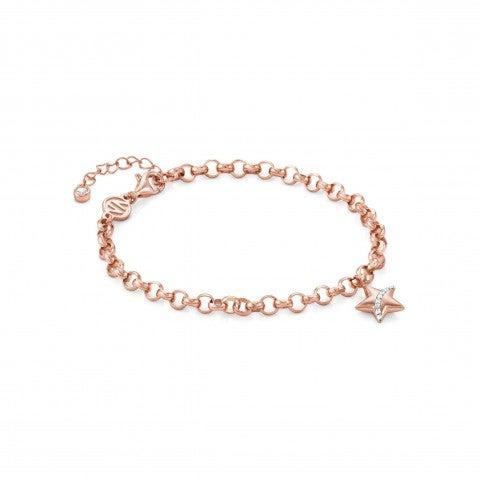 SweetRock_bracelet_with_Star_Sterling_silver_bracelet_with_stones