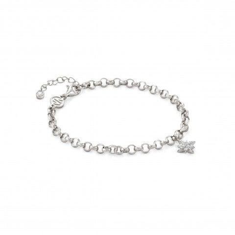SweetRock_bracelet_in_sterling_silver_Bracelet_with_Wind_Rose