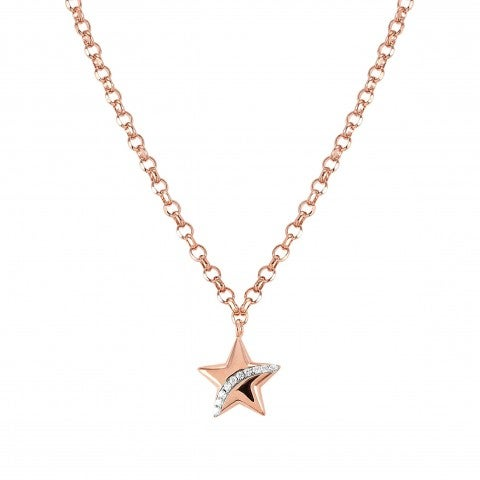 SweetRock_necklace_with_Star_SweetRock_necklace_in_sterling_silver