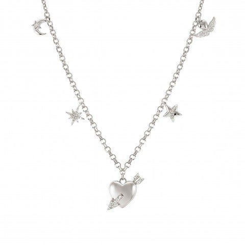 SweetRock_necklace_with_mixed_pendants_Necklace_in_sterling_silver_with_stones