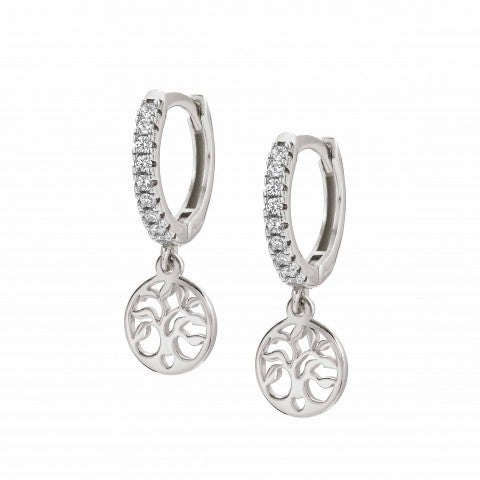 Chic&Charm_Earrings_with_Tree_of_Life_Earrings_in_silver