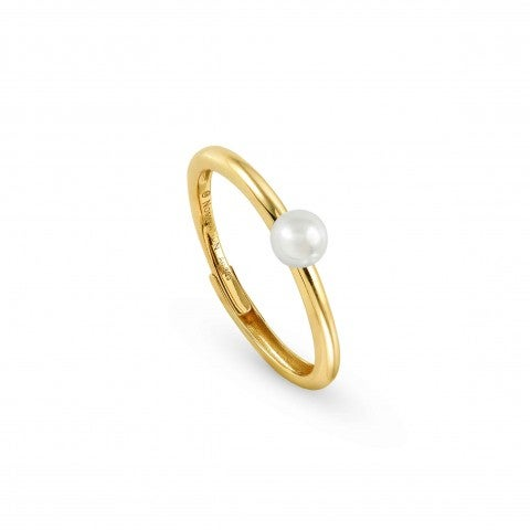 Soul_ring_with_pearl_Ring_in_sterling_silver_with_White_pearl