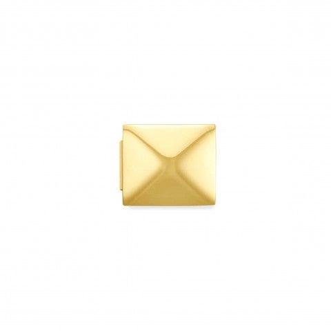 Link_Composable_GLAM_Piramide_dorata_Link_con_simbolo_in_rilievo