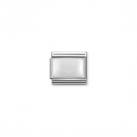 Composable_Classic_Link_in_Engravable_plate_in_silver_Link_in_stainless_steel_and_silver_plate