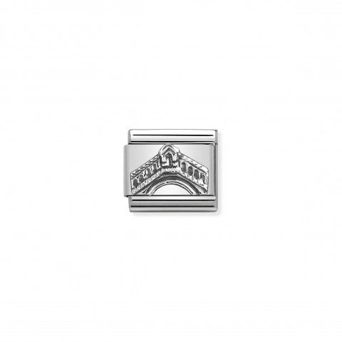 Link_Composable_Classic_Pont_Rialto_Argent_Link_en_argent_925_Symbole_Around_the_World