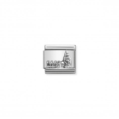 Composable_Classic_Link_Big_Ben_silver_Best-seller_Link_in_sterling_silver_England_symbol