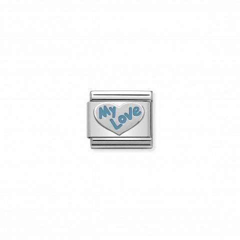 Composable_Classic_Link_light_blue_Heart_My_Love_in_Silver_Stainless_steel_Heart_My_Love_in_light_blue_enamel