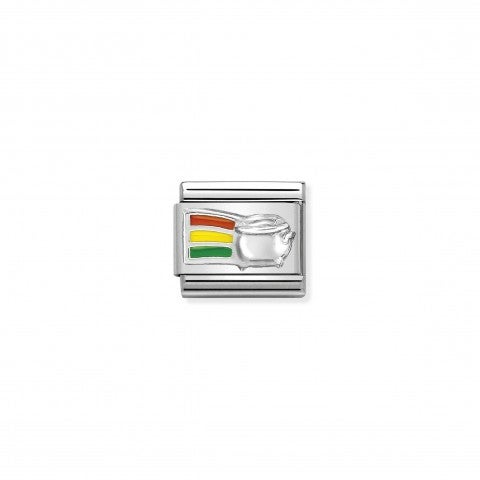 Composable_Classic_Link_Rainbow_and_Pot_of_Gold_Link_with_symbol_in_Sterling_silver