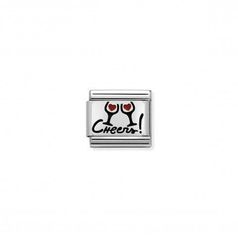 Link_Composable_Classic_Cin_Cin_con_calici_Link_con_bicchieri_in_Acciaio_e_Argento_925