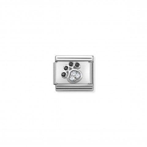 Link_Composable_Classic_en_Argent_Empreinte_Link_en_Argent_925_et_Cubic_Zirconia_Symboles_Animaux