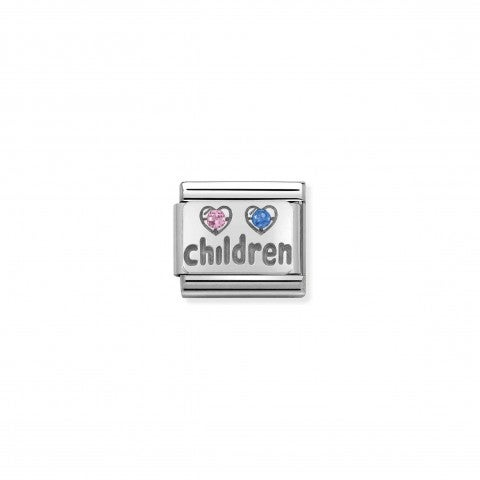 Link_Composable_Classic_in_Argento_Children_Link_in_Argento_925_e_Cubic_Zirconia_My_Family