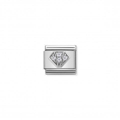 Link_Composable_Classic_Diamante_con_Zirconi_Link_in_Argento_925_con_Cubic_Zirconia