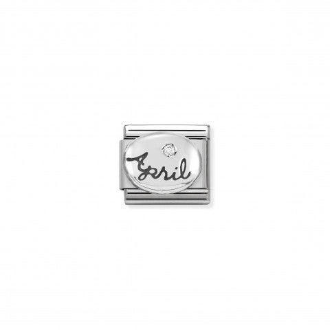 Composable_Classic_April_Link_in_Silver_Link_with_Diamond