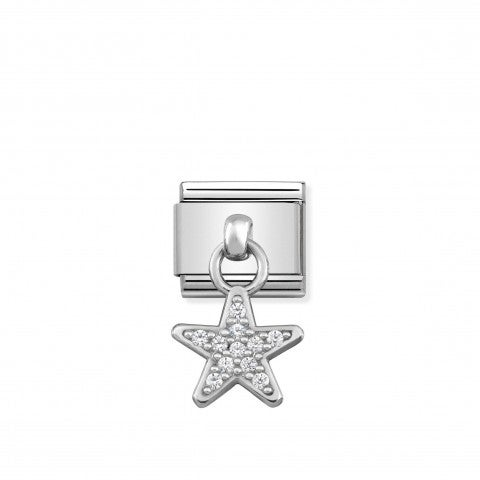 Composable_Classic_Link_Silver_pendant_Star_Pendant_Star_Link_in_sterling_silver_and_stones