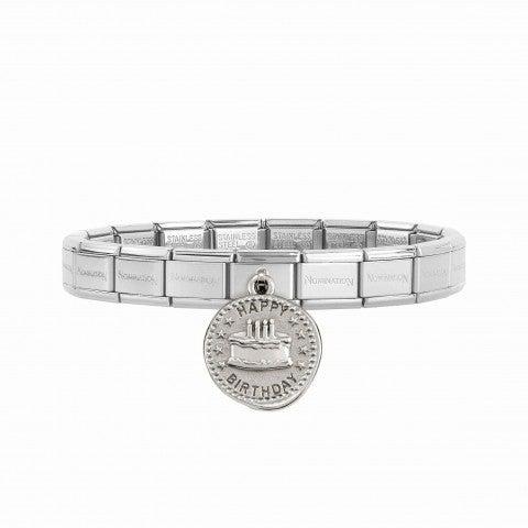Classic_Composable_Bracelet,_Happy_Birthday_Pendant_Composable_Bracelet_with_Sterling_Silver_Cake_Symbol_Pendant