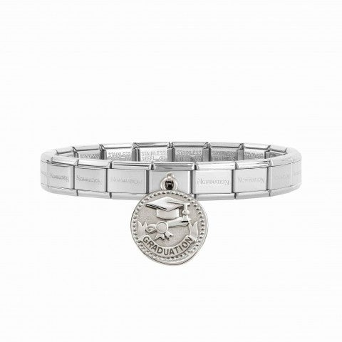 Classic_Composable_Bracelet_Graduation_Pendant_Composable_Bracelet_with_Sterling_Silver_Pendant_with_Cap_and_Scroll