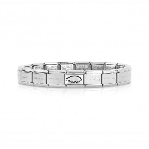 Composable_Classic_Bracelet_Inifinite_FOREVER_Bracelet_in_Sterling_silver._#oneformeoneforyou