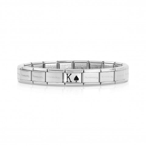 Composable_Classic_Bracelet_King_Spades_Bracelet_with_playing_card_symbol_#oneformeoneforyou