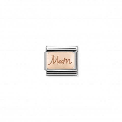 Composable_Classic_Mum_Link_in_Rose_Gold_Family-themed_Link_in_9K_rose_gold