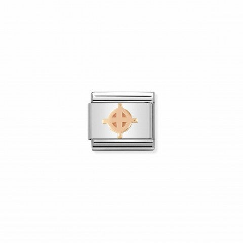 Composable_Classic_Link_Celtic_Cross,_Rose_gold_Link_with_traditional_Celtic_symbol