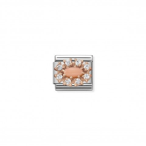 Composable_Classic_Link_Couture_pink_Coral_Link_in_9K_rose_gold,_hard_stones_and_Cubic_Zirconia