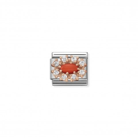 Composable_Classic_Link_Couture_red_Coral_9K_gold_Link_with_natural_stones_and_Cubic_Zirconia