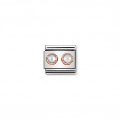 Composable_Classic_Link_symbol_with_White_Pearls_Link_in_9K_rose_gold_with_white_Pearls