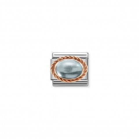 Composable_Classic_Link,_Light_Blue_Topaz_Link_with_coloured_natural_stone