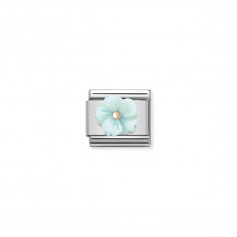 Composable_Classic_Turquoise_Flower_Link_Link_with_details_in_9K_rose_gold