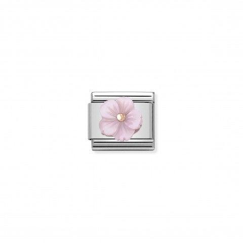 Link_Composable_Classic_Fleur_Nacre_Lilas_Link_avec_détails_en_Or_rose_375