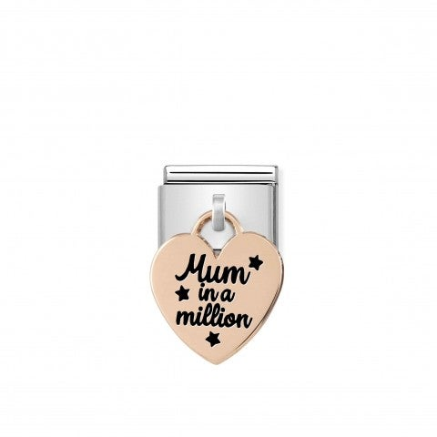 Composable_Link_rosegold_Heart_MUM_IN_A_MILLION_Limited_Edition_Pendant_Link_with_details_in_enamel