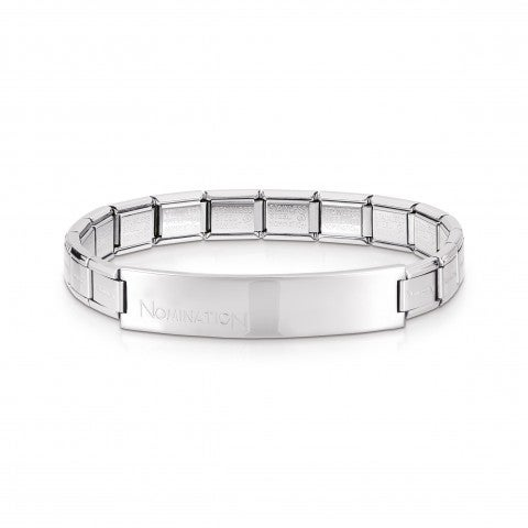 Trendsetter_Stainless_Steel_Bracelet_Engravable_for_Him_Bracelet_for_him_with_engravable_plaque