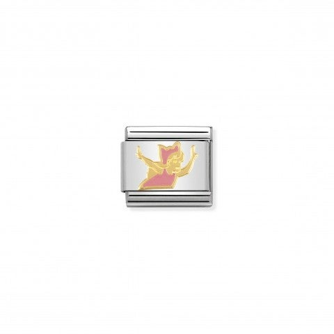 Link_Composable_Classic_Wendy_in_Smalto_Link_con_personaggio_dei_cartoni_animati