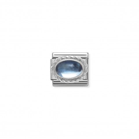 Composable_Classic_Link_in_Silver_with_Topaz_Link_in_sterling_silver_with_oval_stone
