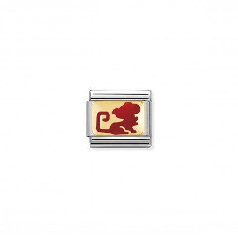 Link_Composable_Classic_Topo_Rosso_Link_con_simbolo_della_cultura_Cinese