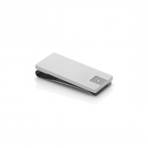 Style_Money_Clip_with_White_Zirconia_Money_clip_for_men_in_stainless_steel
