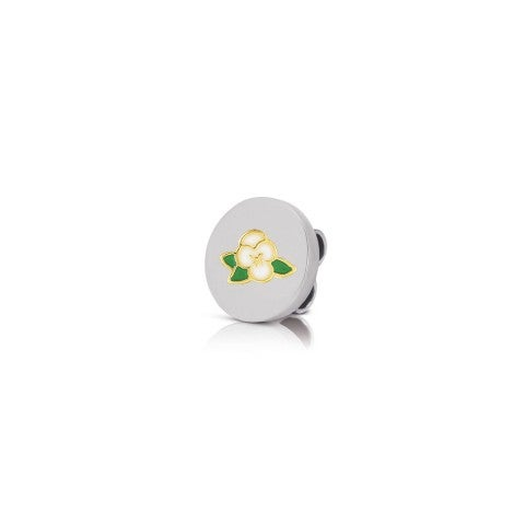 Charm_MyBonBons_with_white_Violet_Charm_MyBonBons_with_enamel_Flower_Serenity_symbol