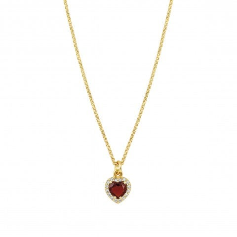 Sofia_Necklace_with_Red_Heart_Necklace_with_yellow_gold_finishing