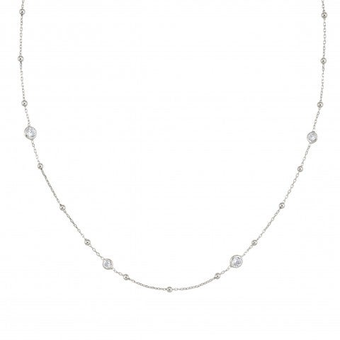 Medium_Silver_Necklace_with_Cubic_Zirconia_Silver_necklace_in_sterling_silver_and_white_stones